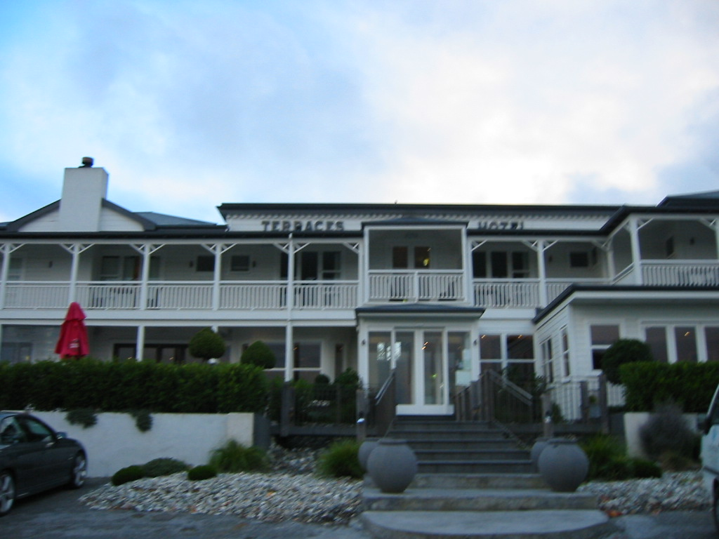 Terraces Hotel Taupo